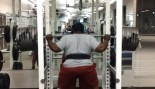 Ray Williams Goes for Squat Record thumbnail