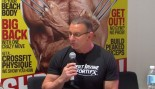M&F Olympia Seminars: Chef Robert Irvine thumbnail