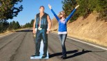 The Rock's Fans Get Creative With a Cardboard Cutout thumbnail