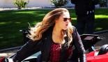 Ronda Rousey Posts Entourage and Expendables Photos thumbnail
