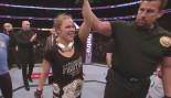 Ronda Rousey Defeats Liz Carmouche to Defend UFC Bantamweight Title thumbnail