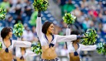 The Seagals Cheerleading Squad in Action. thumbnail