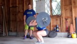 XTreme Training Tip - Touch and Go Squat Cleans thumbnail