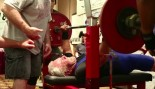 91-Year-Old Breaks Bench Press Record thumbnail