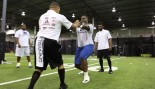 NFL Players Working Hard Before Training Camp thumbnail