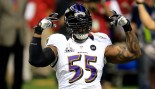 Up Close With Baltimore Ravens Linebacker Terrell Suggs thumbnail