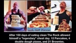 Competitive Eater Tries The Rock's Epic Cheat Meal thumbnail