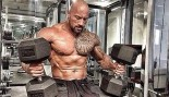 The Rock Inspires with 'Hercules' Workout Pics thumbnail