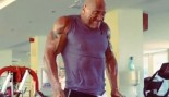The Rock Shares Trap Workout Video thumbnail