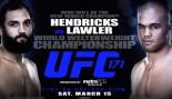 UFC 171: Hendricks Vs. Lawler thumbnail