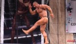Russian Bodybuilder Rocks a Dance Routine thumbnail
