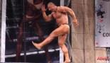Russian Bodybuilder Rocks a Dance Routine thumbnail