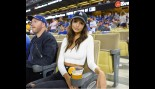 Emily Ratajkowski and Jeff Magid Attend Game 5 of the NLCS thumbnail