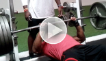 Arizona Cardinals' Safety Adrian Wilson Benches 405 (With Ease!) thumbnail