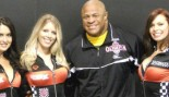 Ultimate Nutrition Signs IFBB Champion Bill Wilmore thumbnail