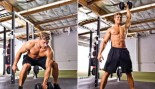 Stronger in 60 Seconds: Dumbbell Snatch thumbnail