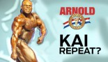 2010 ARNOLD CLASSIC PREVIEW: KAI'S REPEAT? thumbnail