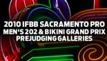PHOTOS: 2010 IFBB SACRAMENTO PRO MEN'S 202 & BIKINI GRAND PRIX thumbnail