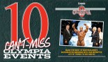 10 CAN'T-MISS OLYMPIA EVENTS thumbnail