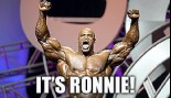 Ronnie Coleman Successfully Defends Olympia Title thumbnail