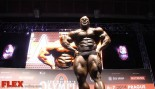 Kai Greene Guest Posing at the 2014 Olympia Amateur Europe thumbnail