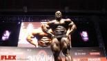 Kai Greene Guest Posing at the 2014 Olympia Amateur Europe thumbnail
