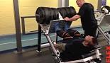 Video: Leg Press Annihilation  thumbnail