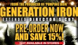 Generation Iron Comes to DVD thumbnail