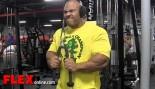 Phil Heath's Arm Workout - December 28, 2013 thumbnail