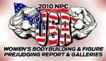 2010 NPC USA PREJUDGING REPORT AND GALLERIES thumbnail