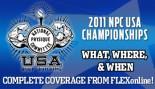 2011 NPC USA CHAMPIONSHIPS! thumbnail