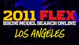 2011 FLEX Bikini Model Search Los Angeles thumbnail