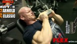Pakman 11 Days Out Back Workout for Arnold Classic thumbnail