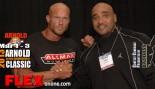 Ben Pakulski before the 2013 Arnold Classic thumbnail