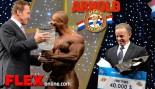 Arnold Classic Brasil to debut in 2013 thumbnail