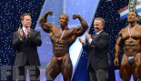 2013 Arnold Classic Europe Contest Info thumbnail