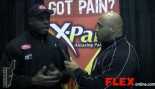 Toney Freeman before the 2013 Arnold Classic thumbnail