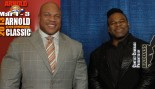 Dennis James Interviews Phil Heath and Kai Greene thumbnail