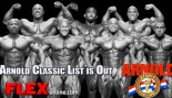 2013 Arnold Classsic Invite List is Posted thumbnail