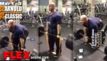 Pakman Killing Some Deadlifts 9 Days from Arnold thumbnail