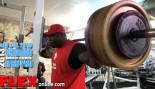 Lionel Beyeke Leg Workout For 2013 Chicago Pro thumbnail