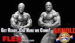 DJ Trains Haley and Freeman for the 2013 Arnold Classic thumbnail
