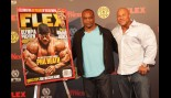 Phil Heath Flex Magazine Cover Party thumbnail