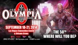 2014 Olympia Weekend Dates thumbnail