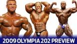 2009 OLYMPIA 202 SHOWDOWN PREVIEW thumbnail