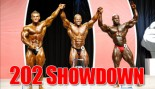 2008 MR. OLYMPIA: 202 SHOWDOWN thumbnail