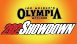 202 SHOWDOWN ON OLYMPIA WEEKEND thumbnail