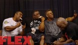 2015 Olympia Pump Up Room: The Men thumbnail