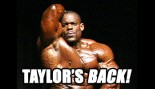 VINCE TAYLOR SET TO COMPETE AT THE 2006 MR. O  thumbnail