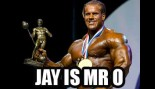 CUTLER DETHRONES RONNIE AT 2006 OLYMPIA thumbnail